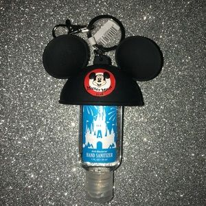 New Disney Parks Mickey Mouse Hand Sanitizer